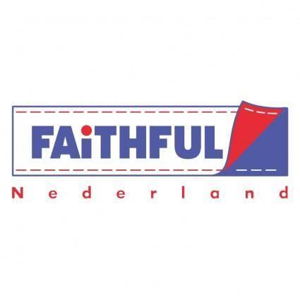 free vector Faithful