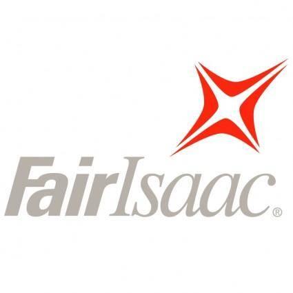 free vector Fair isaac 0