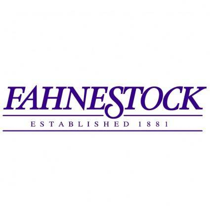 Fahnestock