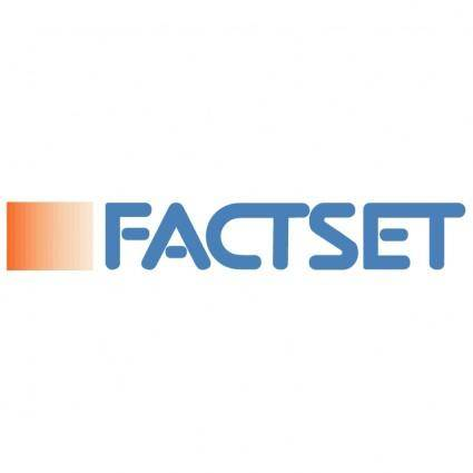 free vector Factset