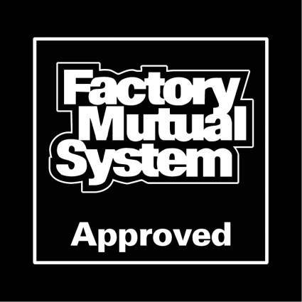 free vector Factory mutual system