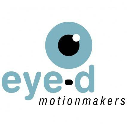free vector Eye d motionmakers