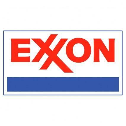 free vector Exxon 0