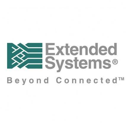 Extended systems