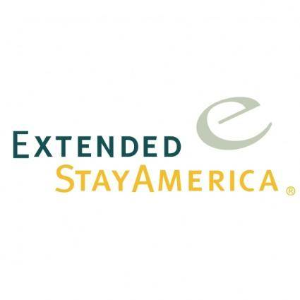 free vector Extended stay america