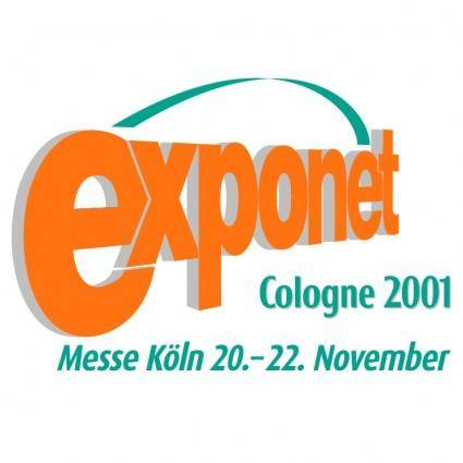 free vector Exponet cologne 2001