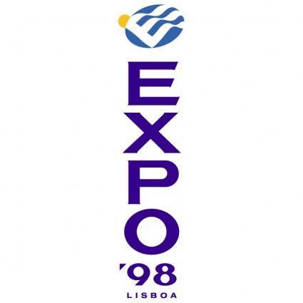 free vector Expo 98 1