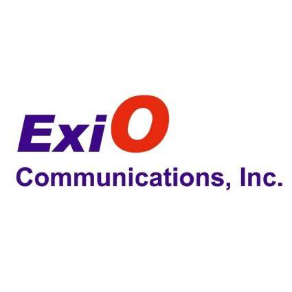 free vector Exio communications