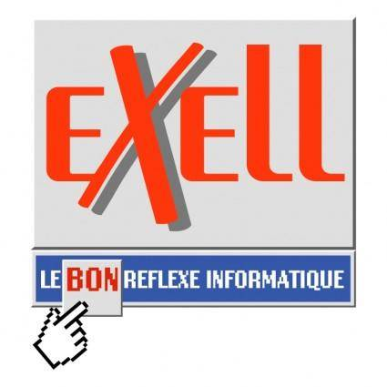 free vector Exell