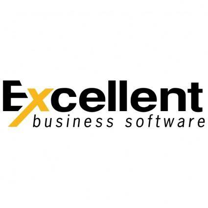 Excellent business software