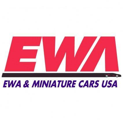 free vector Ewa miniature cars usa