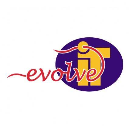 free vector Evolve it
