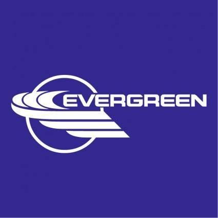 free vector Evergreen international aviation