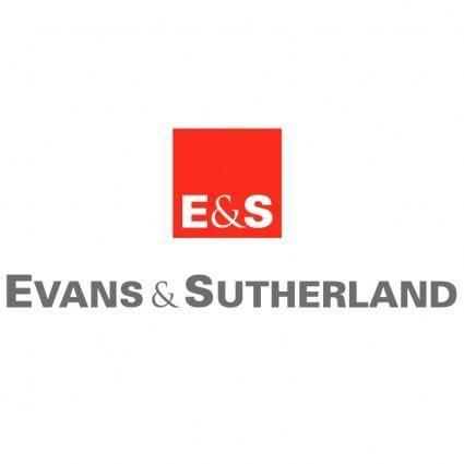 Evans sutherland 0
