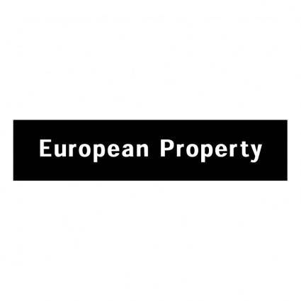 free vector European property