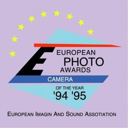 free vector European photo awards