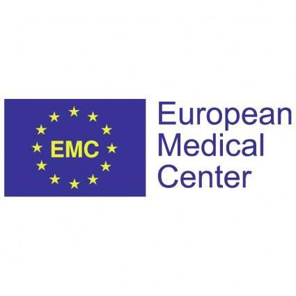 free vector European medical center
