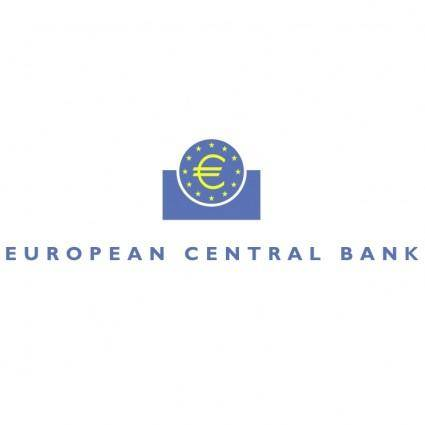 free vector European central bank