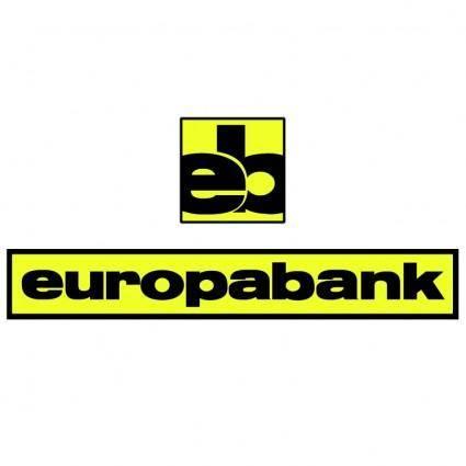 free vector Europabank