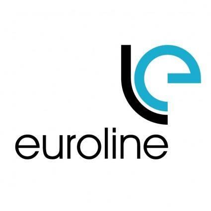 free vector Euroline