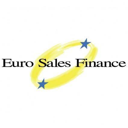 Euro sales finance