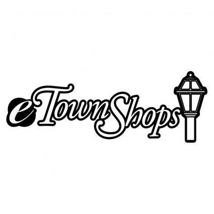 Etownshops