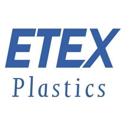 Etex plastics