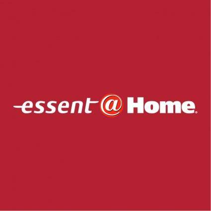 free vector Essent home