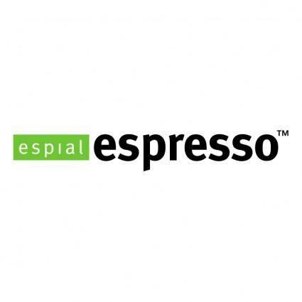 free vector Espial espresso