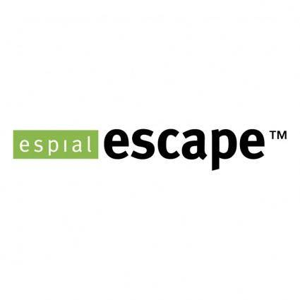free vector Espial escape