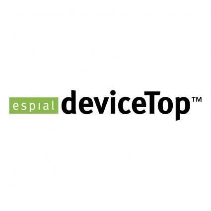 free vector Espial devicetop