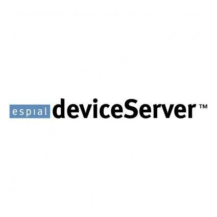 Espial deviceserver