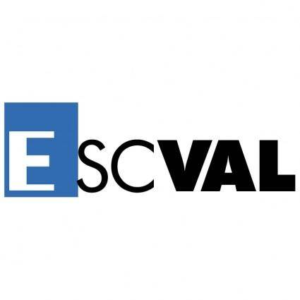 free vector Escval