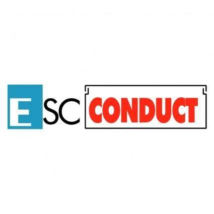 Esc conduct