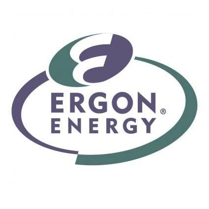 free vector Ergon energy