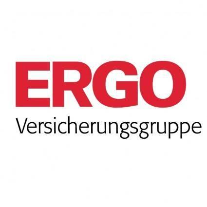 free vector Ergo versicherungsgruppe