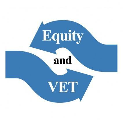 free vector Equity and vet