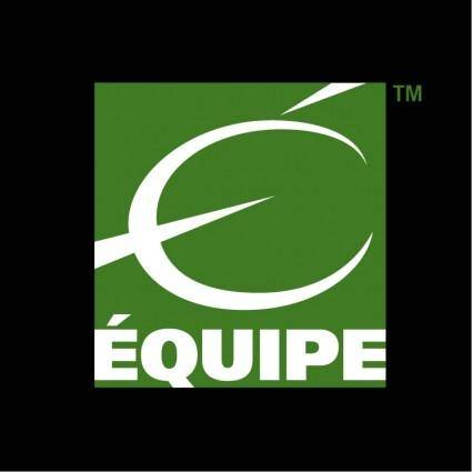 free vector Equipe 0