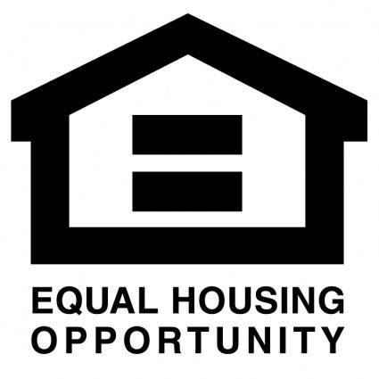 free vector Equal housing opportunity