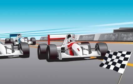 free vector Formula 1