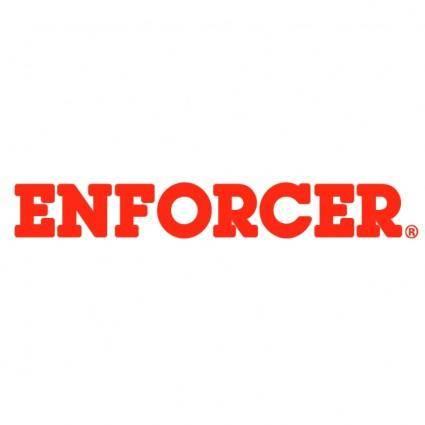 free vector Enforcer