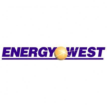 free vector Energy west