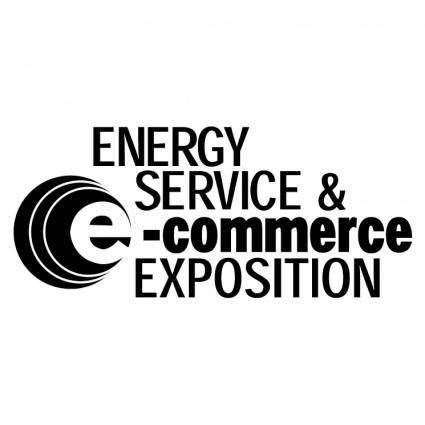 Energy services e commerce exposition