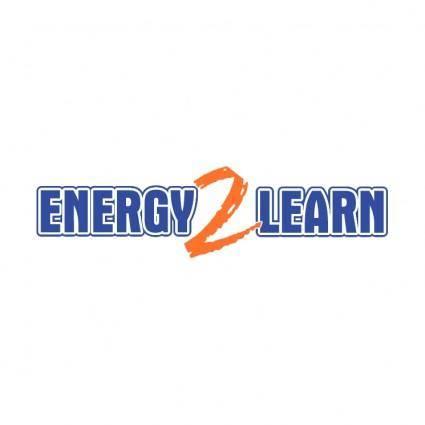 Energy 2 learn