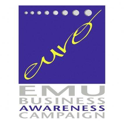 Emu business awareness campaign
