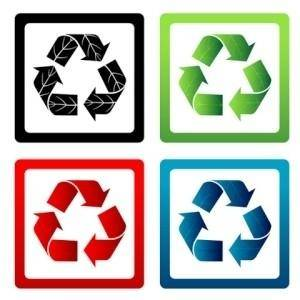 free vector Set of Vector Recycle Symbols