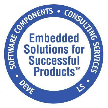 Embedded solutions fot successful products 0