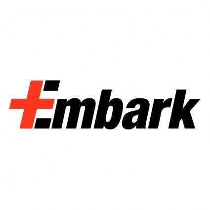 free vector Embark