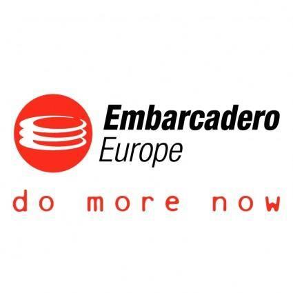 free vector Embarcadero europe