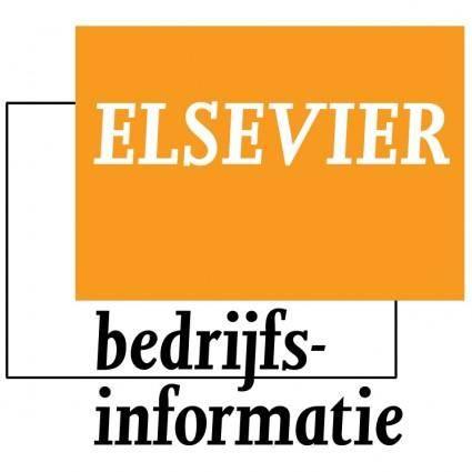 free vector Elsevier bedrijfsinformatie